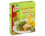 KNORR  groenepepersaus - 3 x 30 gr.