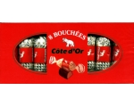 Bouchees 8 pieces - 1 box - Perfect gift, Cote d..