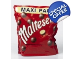"MALTESERS  ""Maxi Pack"" in zak, bag - 300 gr."