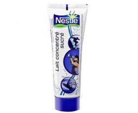 Nestlé condensed milk with sugar in tube - 170 gr. - Nestlé gecondenseerde melk