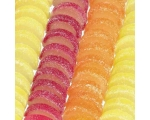 Agar-agar Fruit Slices, assorted 100 gr - Agar F..