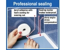 Bathroom sealant tape 3..