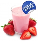 HS Strawberry Milkshake Premium 100ml