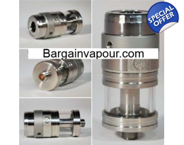 Prometheus Re-buildable Atomizer