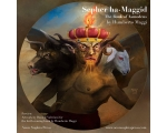 Sepher ha-Maggid - The Book of Asmodeus by Humbe..