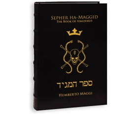 Sepher ha-Maggid - The Book of Asmodeus by Humberto Maggi Deluxe Edition