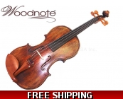 Woodnote Used - 4/4 Antique Style Violin with Do..