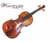 Woodnote New - 4/4 Antique Style Violin with Dom..