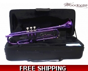 Woodnote School/Band - Bb Trumpet with Monel Val..