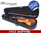Woodnote VB-310 Solid Spruce Top/Maple Back Viol..