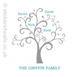 Personalised Family Tre..