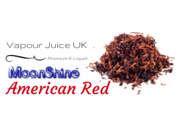 American Red Tobacco flavour E Liquid