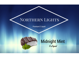 Northern Lights Premium Midnight Mint E Liquid