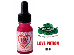 Love Potion No 6 E Liquid by Decadent Vapours