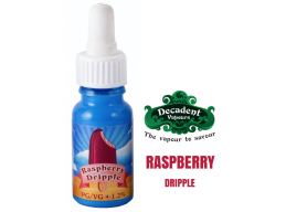 Raspberry Dripple E Liquid by Decadent Vapours