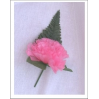 5 OFF PINK CARNATION BUTTON HOLE ..
