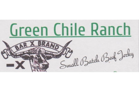 2 OZ Green Chile Ranch Small..
