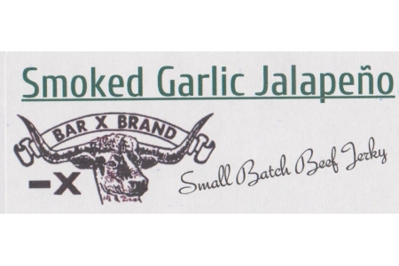 2 OZ Smoked Garlic Jala..