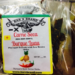Burque Luau Small Batch Beef Jerky