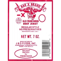 7 OZ Peppered Style Old Fashioned Beef Jerky