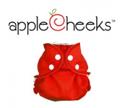 AppleCheeks Size 2 Washable Nappy Envelope Cover