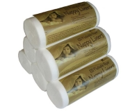 6 rolls of Little Lamb Paper Liners