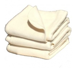 Little Lamb Pocket Nappy Bamboo Insert 5 Pack