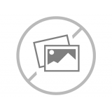 Felt rabbit pink/blue