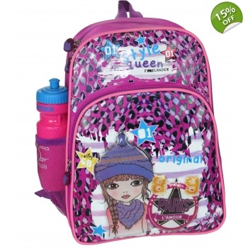 Freelander Style Queen Backpack 14L - Rasberry