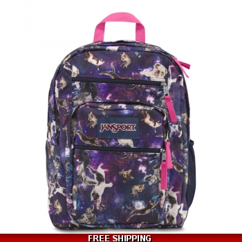Jansport Big Student - Multi Astro Kitty