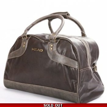 Head Memphis Holdall – Brown  HE901633