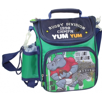 Freelander YumYum Lunch Bag with Bottle holder -..