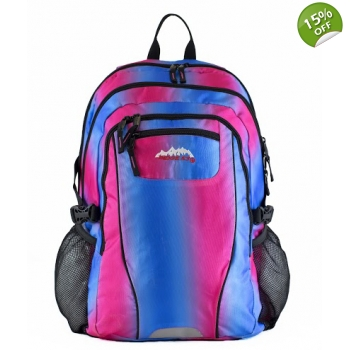 Ridge53 40L Backpack - Pearse BluePink