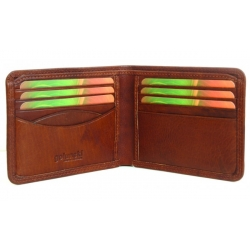 7-701 Notecase - Oak ra..