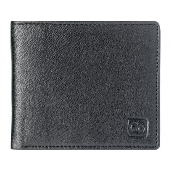 RFID Blocking Wallet - Black