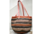 Open Brown Baobab Bag