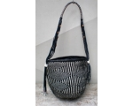Zebra Sisal bag