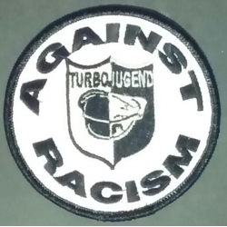 TJ VS Racism Patch