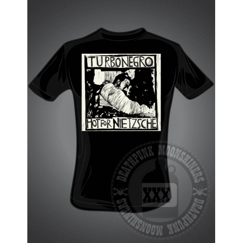 "Turbonegro ""Hot For Nietzsche"" T"
