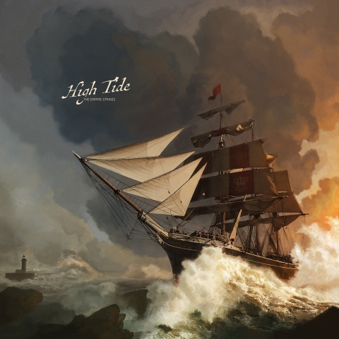 "The Empire Strikes ""High Tide"" LP"
