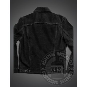 Naked Mode Denim Jacket