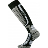VoXX Kerax Coolmax Ski Socks - Grey II