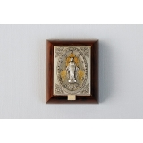 Rosary Box with Relief of Miraculous M..