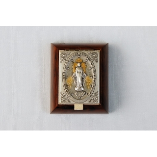 Rosary Box with Relief ..