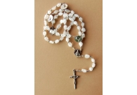 Crackled Glass Rosary