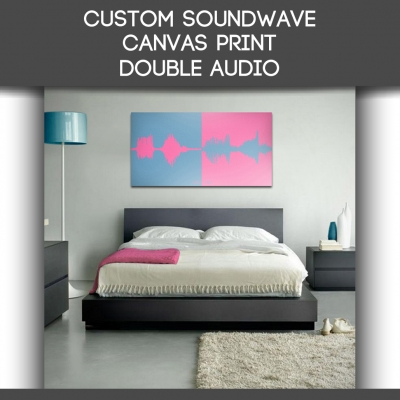 Canvas Double Audio Sou..