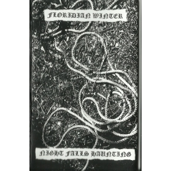 FLORIDIAN WINTER/ NIGHT FALLS HAUNTING split TAPE