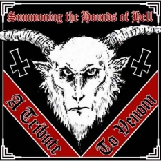 Various Artists - Summoning the hounds of Helll - A Tribute to VENOM LP