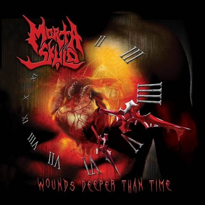 "MORTA SKULD ""Wounds deeper than time"" LP"