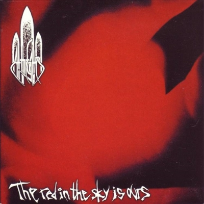 "AT THE GATES ""The red in the sky is ours"" LP"